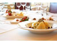 Kitchen Staff Needed! Dishwasher, Commis chef, Chef de partie - High Class Italian restaurant