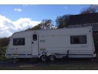 4 Berth, Twin Axel, Caravan for Rent