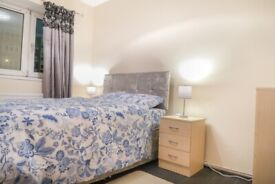 BC*【Modern, Nice Shadwell Double Room AVAILABLE for rent 】