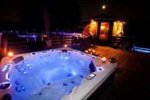New Year, New Hot Tub!! The Backyard You've Always Dreamed Of Is Waiting For You!