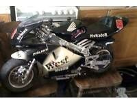 Mini moto like new