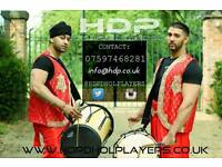HDP DHOL PLAYERS | HDP DJ'S | HDP BAND BAJA | HDP BHANGRA DANCERS - FOR ALL OCCASIONS!!