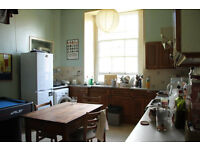 Large double bedroom in a spacious flat.