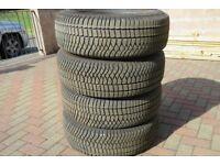 4 BFGoodrich Urban Terrain T/A 235/65 R17 108 V XL All 4x4 Car all season tyres