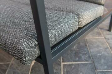 4 Seasons Outdoor | Loungebank Trentino 2-zits en 2 Loung...