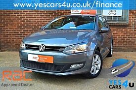 """"" FINANCE AVAILABLE """" 2012 (62) Volkswagen Polo 1.2 Petrol, 12 Months MOT & 6 Months FREE warranty"