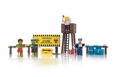 Roblox Action Figure Set - Zombie Attack