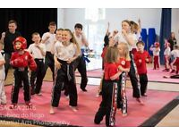 Kids Kung Fu Classes Corstorphine