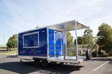 MOBILE FOOD VANS & FOOD TRUCKS Rockhampton Rockhampton City Preview