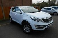 Kia Sportage by West London Motor Group, Eastcote, Middlesex