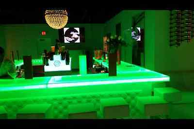 Led Lighted Bar Shelves Led Liquor Bottle Display Shelf Shelving Bar Top