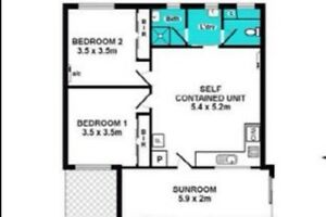 Furnished 2 Bedroom apartment for rent incl. bills & cleaner Warradale Marion Area Preview