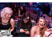 Top Wedding Magician for hire in Aberdeen and Scotland - Close-up, Mix & Mingle, Table Hopping