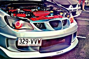 2006 WRX (STI style) Calamvale Brisbane South West Preview