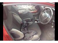 Citroen c2 GT seats