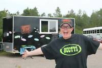BOOTYS GRILL BBQ CATERING-WEDDINGS-REUNIONS-EMPLOYEE PICNICS