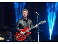 Noel Gallagher. Tickets x2 Cardiff may 6th.