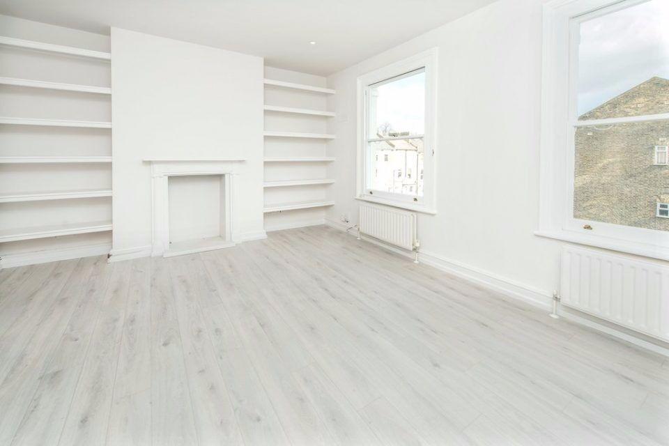 BALFOUR RD, N5: 2 DOUBLE BEDROOM FLAT, OVER 2 FLOORS, SHORT WALK TO HIGHBURY BARN, UNFURNISHED