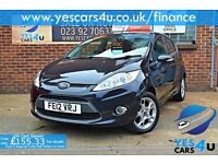 """"""""""" FINANCE AVAILABLE """""""" 2012 (12) Ford Fiesta 1.4 Diesel, Great Example!!"""