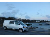 Vw Transporter T5.1 2.0Tdi 6 speed LWB with Professional Camper Conversion
