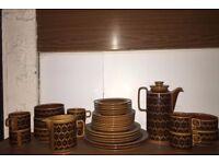 Hornsea England Heirloom Tea & Coffee Set