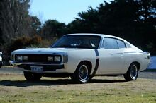 Valiant R/T Charger Rare 1 Of 5 sold to pubilc in 1972 City North Canberra Preview
