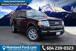 2016 Ford Expedition Limited LOCAL, NO ACCIDENTS, ONE OWNER