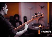Bass Guitar, Double Bass & Theory Tutor