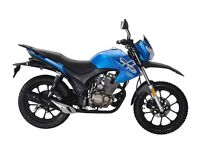 *Brand New* 66 plate Lexmoto Assault 125. Warranty. Free Delivery. Part-ex