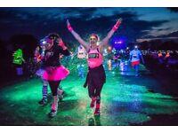 1 x Glow in the Park ticket - Kenilworth Saturday 7th April