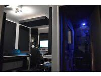 Recording Studio Share in Poplar East London