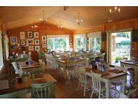 Waiting staff required at Priory Maze, Sheringham