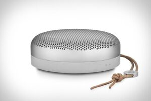 Bang and Olufsen B&O beoplay A1 wireless Bluetooth speaker