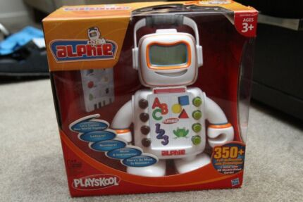 Alphie Learning Robot Banora Point Tweed Heads Area Preview