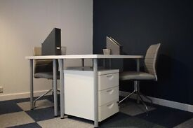 Hot Desk & Office space to rent