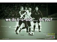 York 6 a side leagues - Spring/Summer seasons start soon!