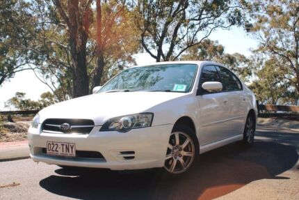 Subaru Liberty 2.0i  Rangeville Toowoomba City Preview