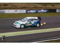Ford Focus RS MK1 WRC M Sport Track / Race Car