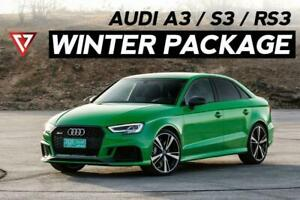 2019 - 2020 Audi A3 / S3 / RS3 Winter Tire & Wheel Package - T1 MOTORSPORTS Ontario Preview