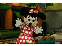 Minnie Mouse Mascot costume for sale