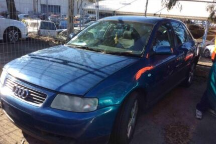 2002 Audi a3 turbo Wrecking St Peters Marrickville Area Preview
