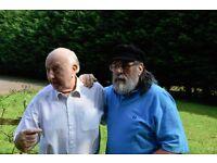 Hear Ricky Tomlinson and Arthur Scargill