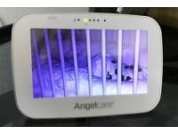 Angelcare Ac527 3-in-1 Sensasure Baby Movement Monitor
