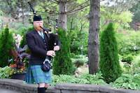 Pipers for all Occasions, Bagpipe Services