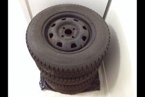 Tires toyo observe GSI-5 155-80-R13