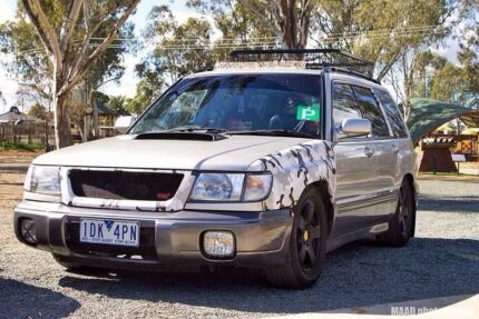 Turbo forester p plate legal Echuca Campaspe Area Preview