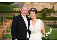 WEDDING PHOTOGRAPHER FOR £100 WHOLE DAY!! - NO HIDDEN COSTS!