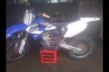 Yzf 250 sale or swap for trail Katoomba Blue Mountains Preview
