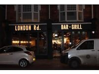 Grill Chef at LONDON Rd Bar & Grill