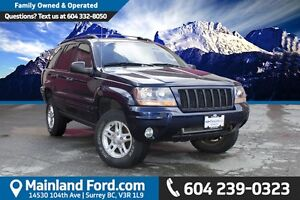2004 Jeep Grand Cherokee Laredo LOCAL, ONE OWNER